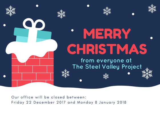 Merry Christmas from The Steel Valley Project
